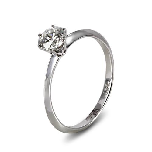 Кольца с бриллиантами из золота. Выбери и купи кольцо с бриллиантом ... 4503b54a1e3